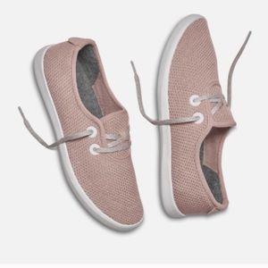 allbirds pink tree skipper sneakers size 8